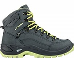 Lowa Renegade Mid GTX Hiking Boots For Men Gallery Thumbnail