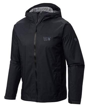 Mountain Hardwear Plasmic Ion Rain Jacket For Men Gallery