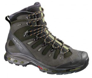 Salomon Quest 4D 2 GTX Hiking Boots For Men Gallery