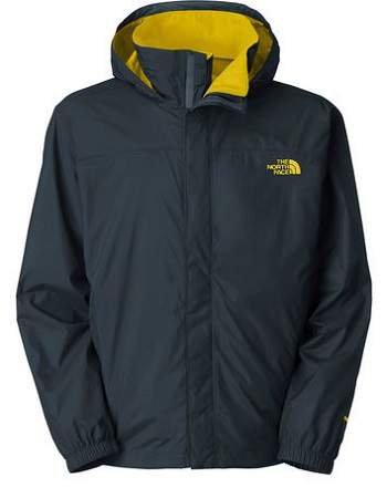 The North Face Resolve Rain Jacket For Men Gallery