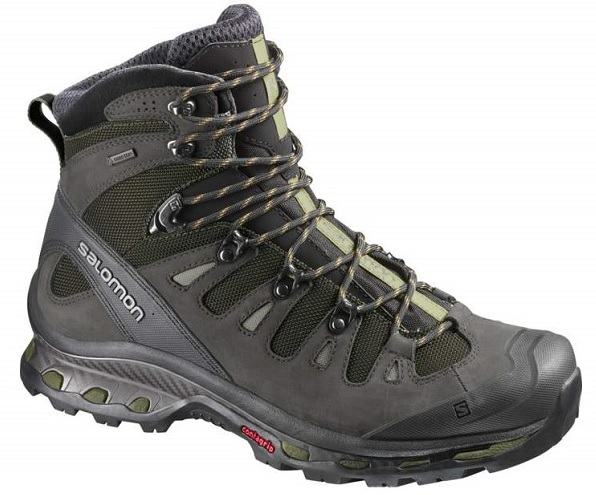 Salomon Mens Quest 4D 2 GTX Hiking Boots