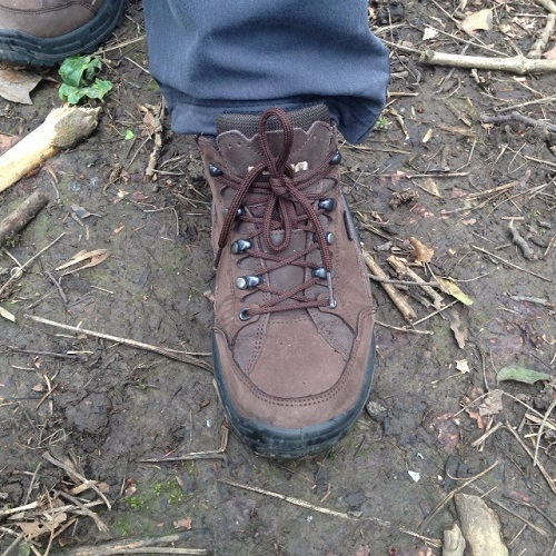 a91d0dc37e0 Lowa-Mens-Renegade-II-GTX-Lo-Hiking-Shoe-On-the-Trail-Single-Shoe-Shot