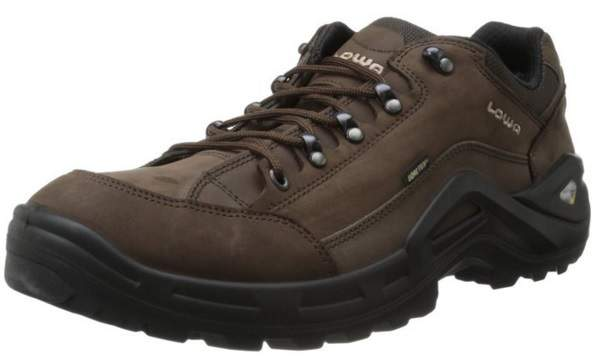 Lowa Mens Renegade II GTX Lo Shoe Front View