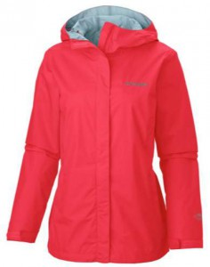 Columbia Arcadia II Rain Jacket For Women Gallery Picture