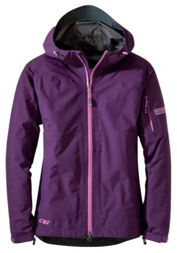 Outdoor Research Aspire Rain Jacket For Women Gallery Picture