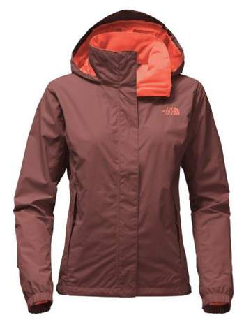 The North Face Resolve 2 Rain Jacket For Women Gallery Picture