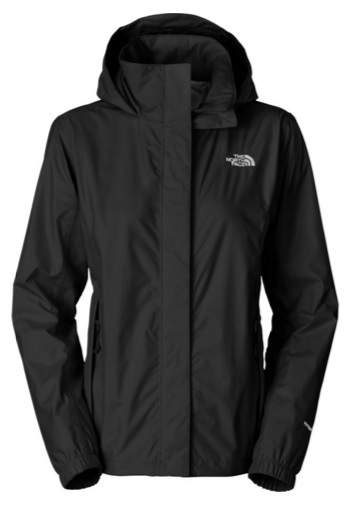 The North Face Resolve Rain Jacket For Women Gallery Picture