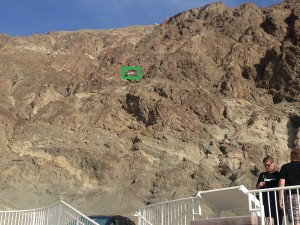 Badwater Basin Sea Level Sign 1