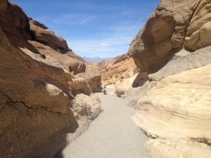 Mosaic Canyon 2