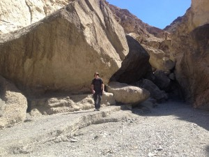 Mosaic Canyon 4