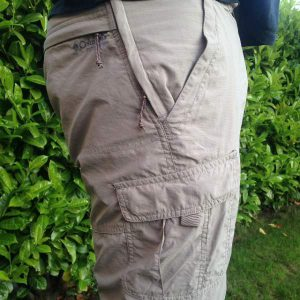 Hiking Pants Pockets Side View