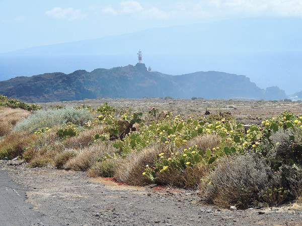 Lighthouse Near Teno Alto