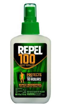 Repel 100 Bug Spray
