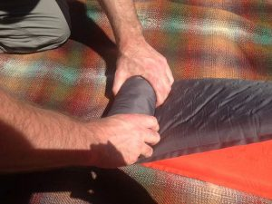 Rolling the Mattress Up 2