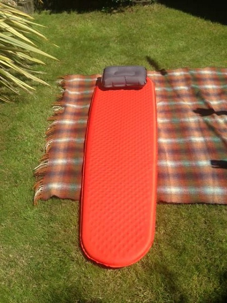Thermarest ProLite Plus Mattress with Pillow