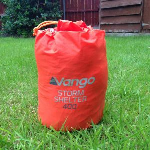 Vango 400 Emergency Shelter Bothy Bag