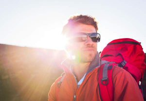 hiker-with-sunglasses
