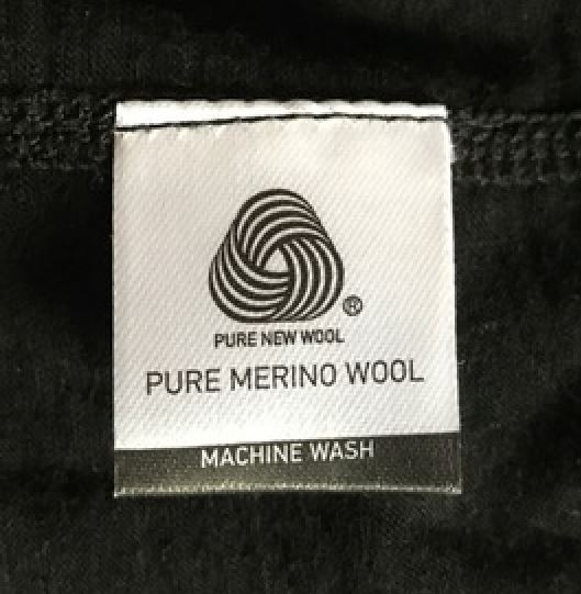 Merino-Wool-Label