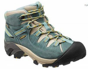 KEEN Targhee II Mid Hiking Boots For Women CT