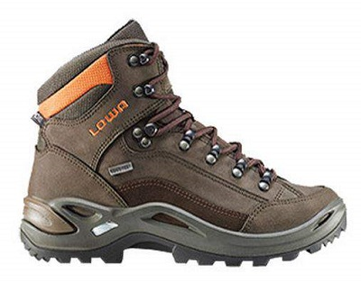 Lowa Renegade Mid GTX Hiking Boots For Women CT