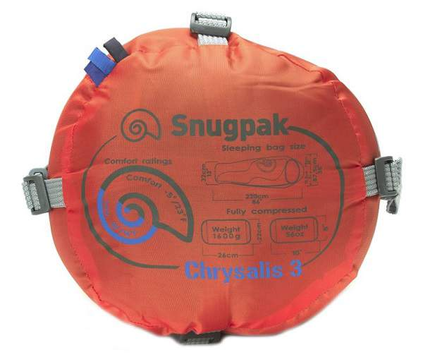 Snugpak Chrysalis 3 in Pack 3