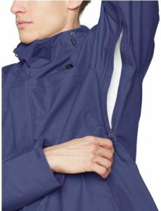 The North Face Mens Venture 2 Jacket Pit Zips