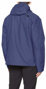 The North Face Mens Venture 2 Jacket Rear Profile