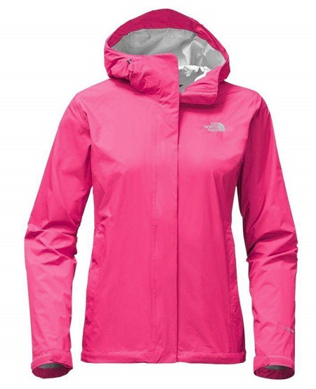 ce66af121504 The North Face Venture 2 Jacket For Women Review - Coolhikinggear.com