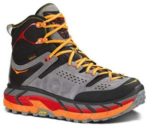 Hoka One One Mens Tor Ultra HI WP Hiking Boots