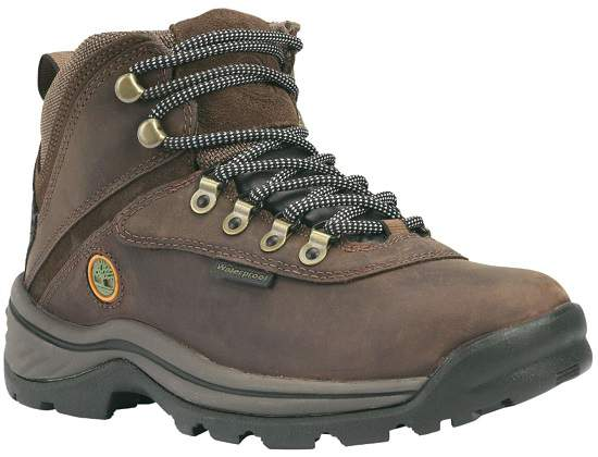 Timberland Womens White Ledge Hiking Boots