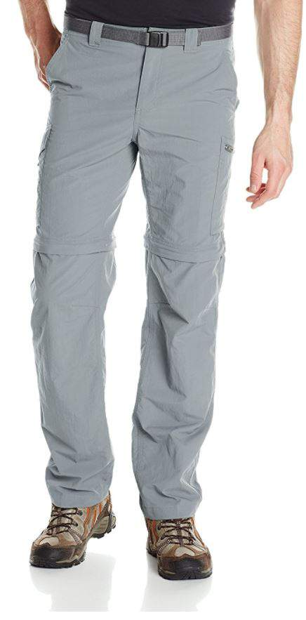 Columbia Silver Ridge Convertible Pant For Men