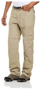 The North Face Paramount II Convertible Pants for Men Gallery Picture