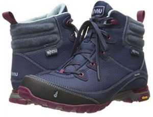 Ahnu Sugarpine Hiking Boots For Women Boots Shot