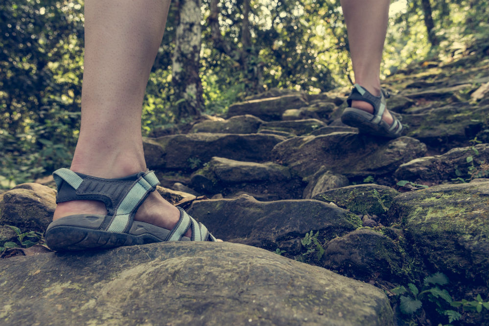 The Best Hiking Sandals For Women