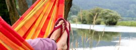 How to Set Up a Hammock: A Five-Minute Tutorial