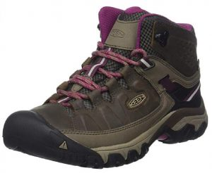 KEEN Womens Targhee III Mid Waterproof Hiking Boots