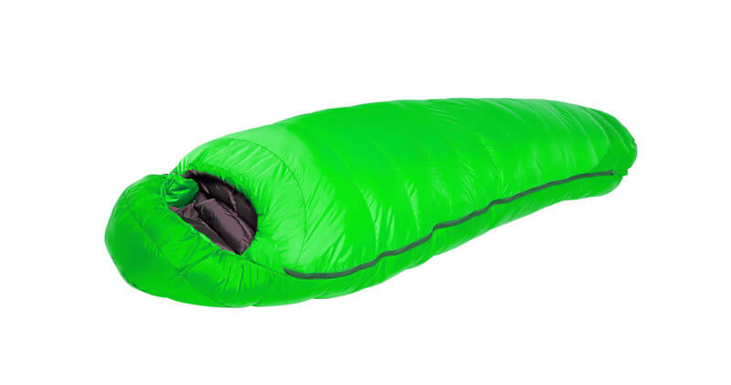 Sleeping Bag for a Tall Man