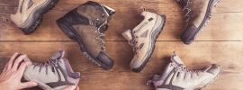 Hiking Boots Or Trail Shoes For Backpacking