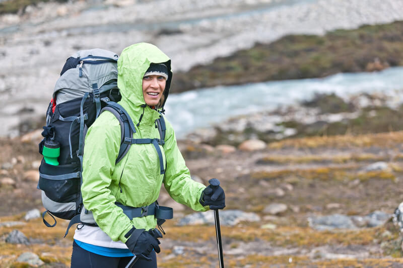 Best Hiking Rain Jackets For Women