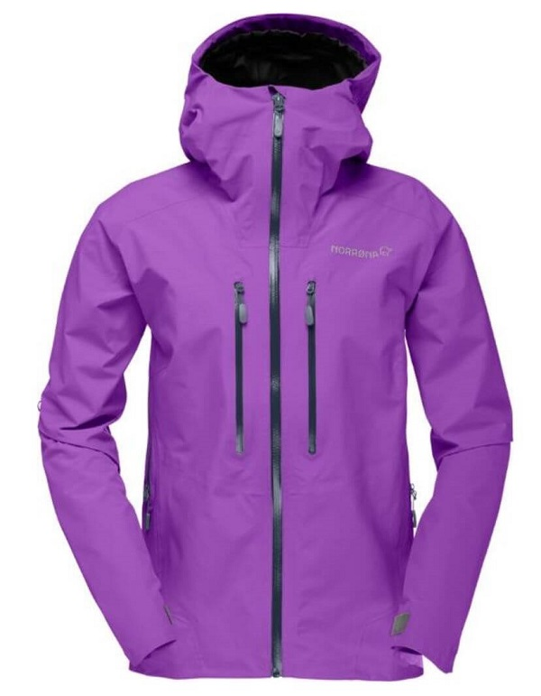 Check out the Norrona Trollveggen jacket on REI